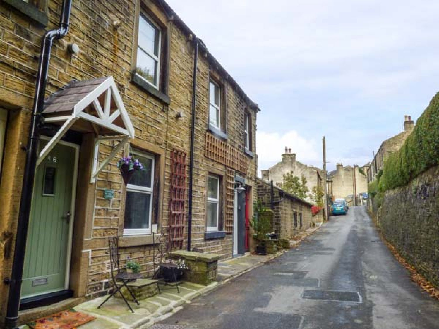 Coombes Hill Cottage - Yorkshire Dales - 938793 - photo 1