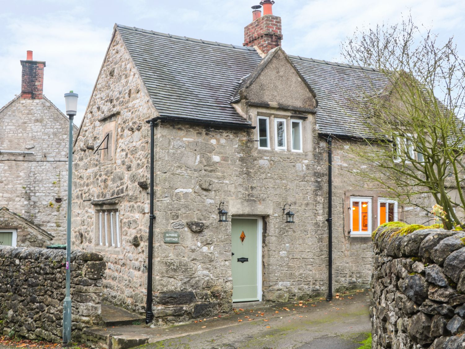 Sundial Cottage - Peak District - 939845 - photo 1
