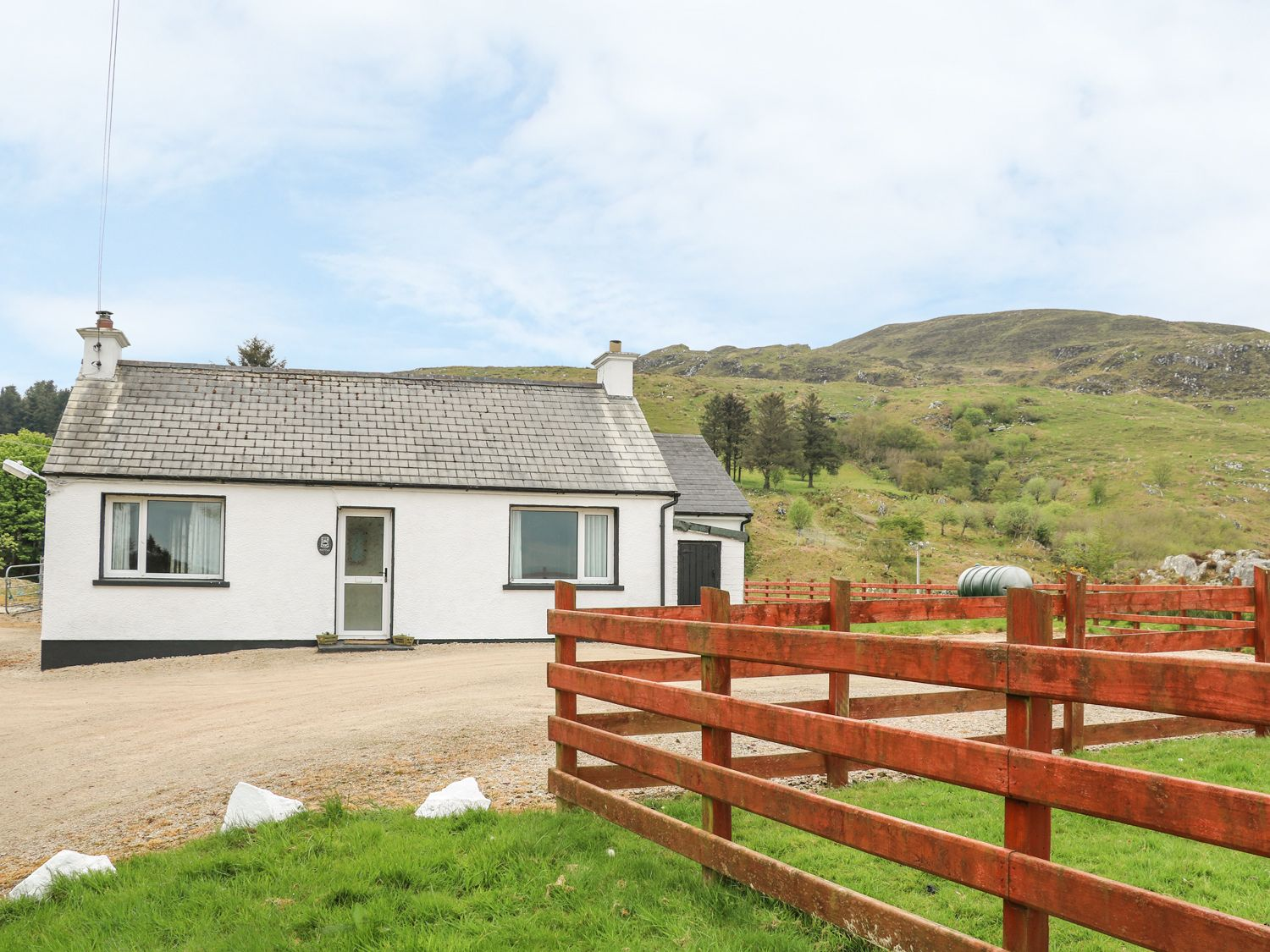 Gapple Cottage - County Donegal - 940523 - photo 1