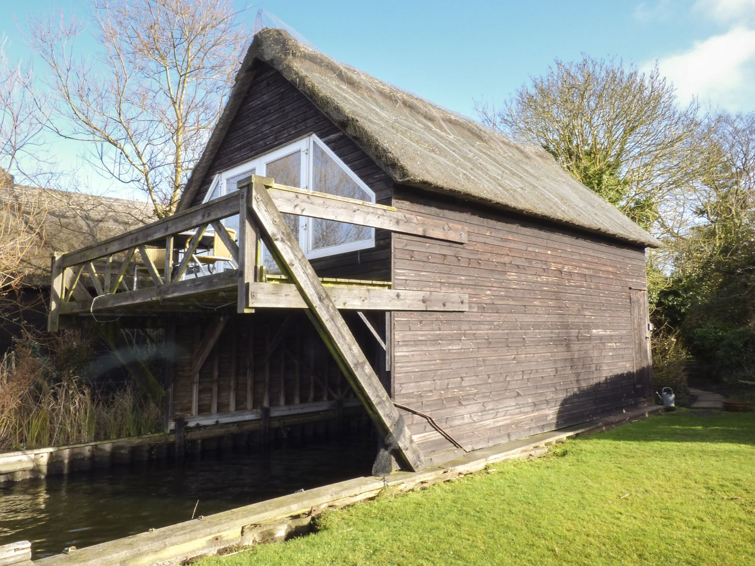 Cygnus Boathouse - Norfolk - 942219 - photo 1