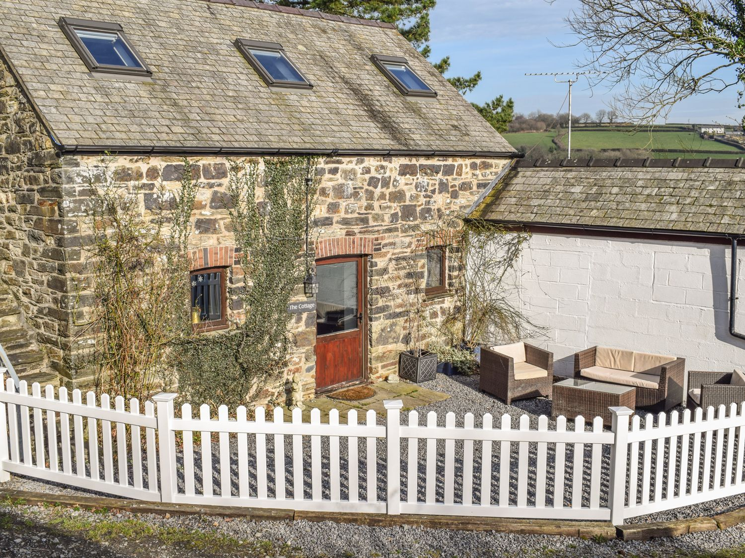 The Cottage at Fronhaul - South Wales - 943712 - photo 1