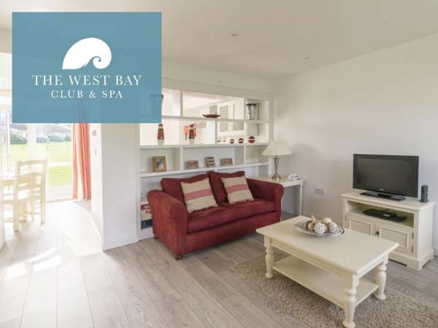 Two bedroom house at The West Bay Club & Spa - Isle of Wight & Hampshire - 943764 - photo 1