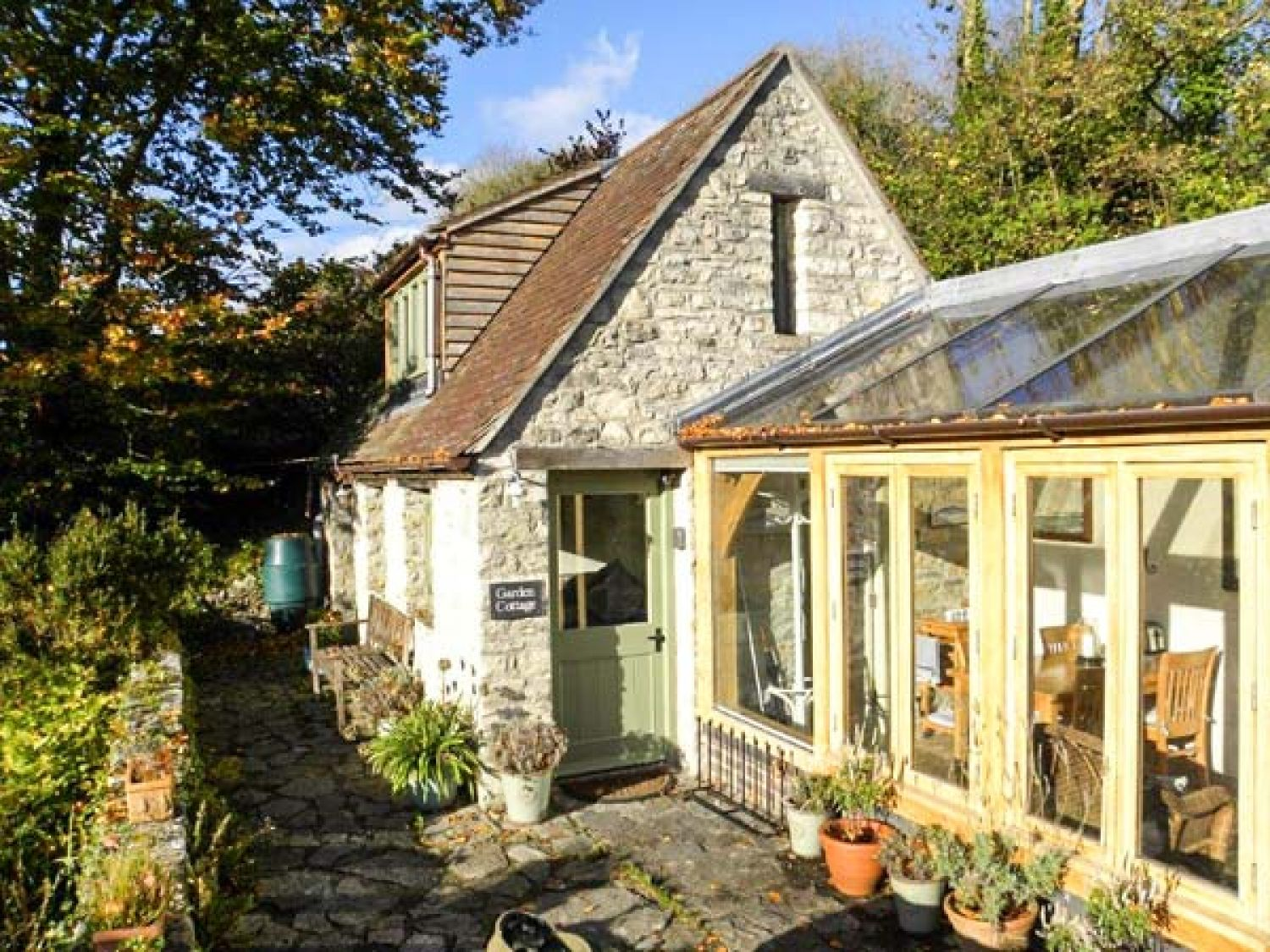 The Garden Cottage - Dorset - 943806 - photo 1