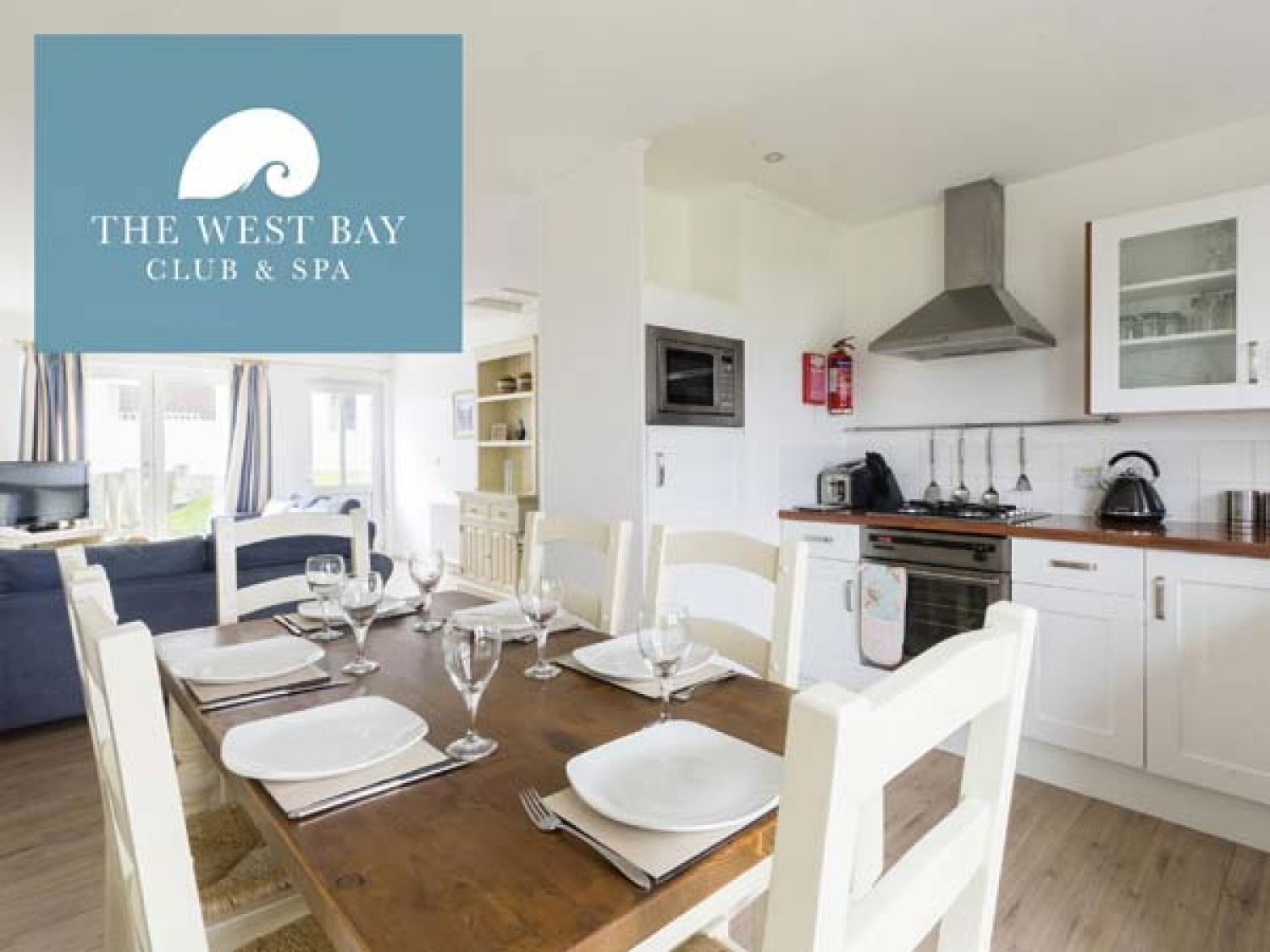 Three bedroom cottage at The West Bay Club & Spa - Isle of Wight & Hampshire - 943922 - photo 1