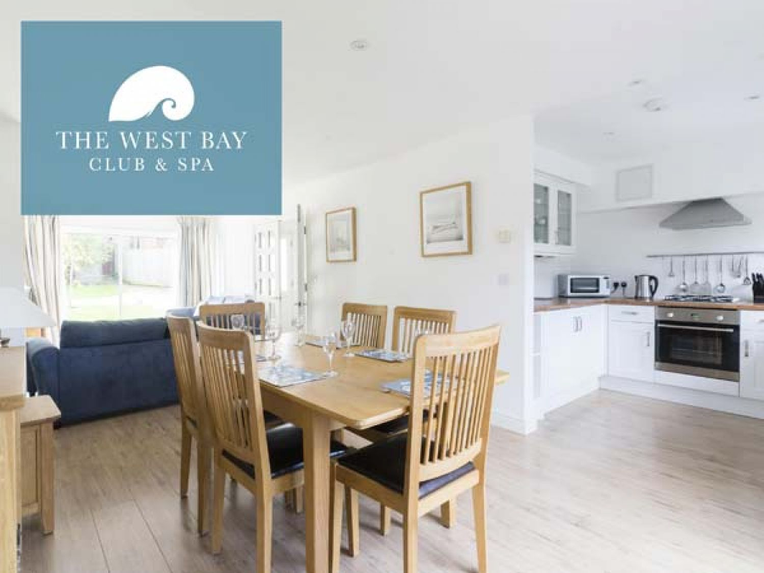 Three bedroom house for 5 at The West Bay Club & Spa - Isle of Wight & Hampshire - 943923 - photo 1