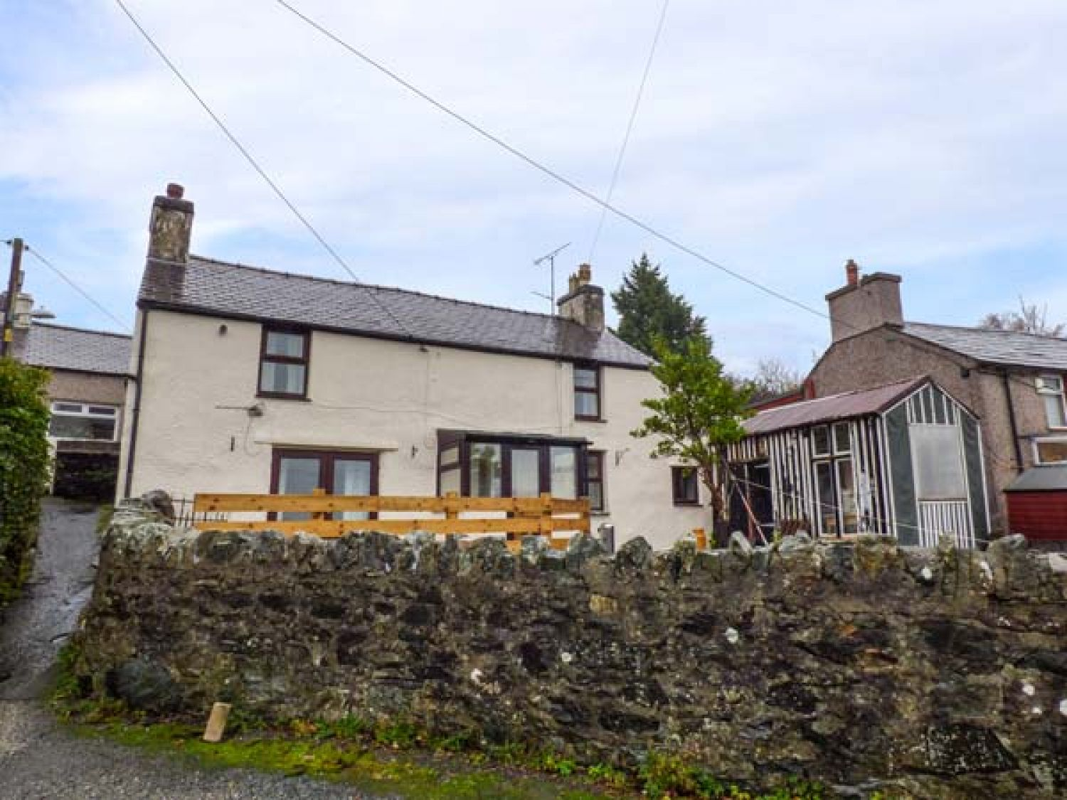 Bryn Pistyll Cottage - North Wales - 944442 - photo 1