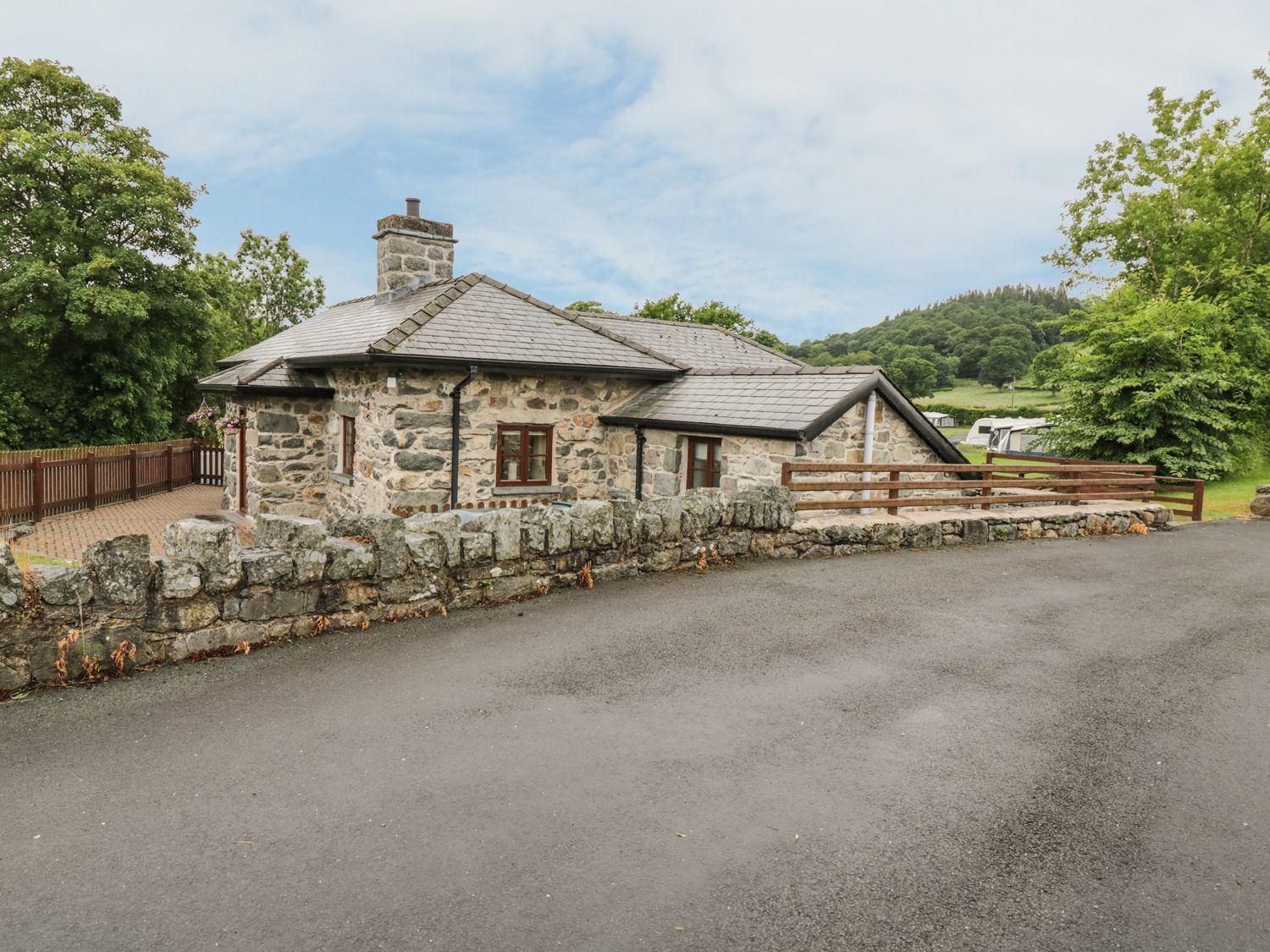 Glanllyn Lodge - North Wales - 944748 - photo 1