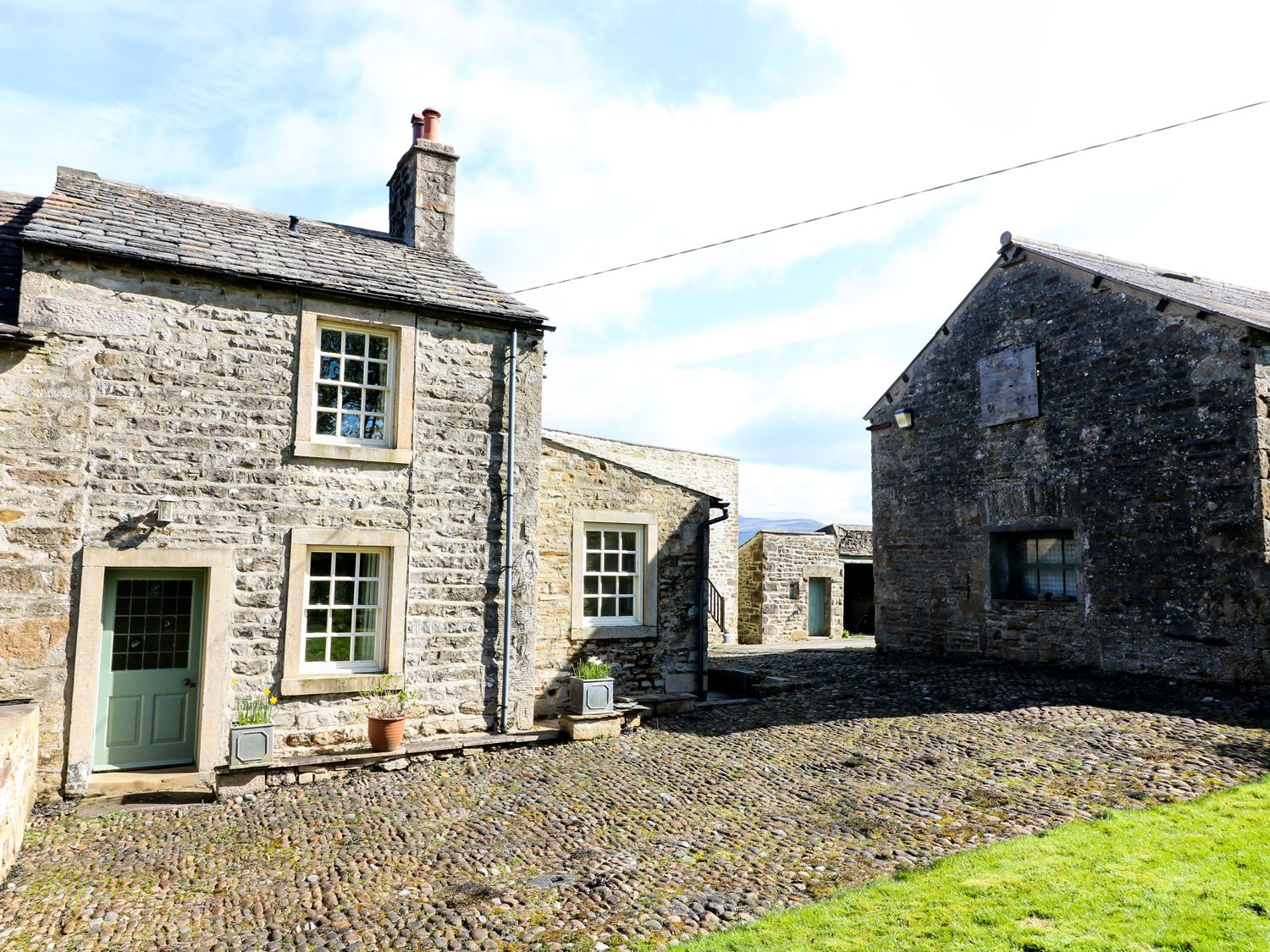 Mill Dam Farm Cottage - Yorkshire Dales - 945189 - photo 1