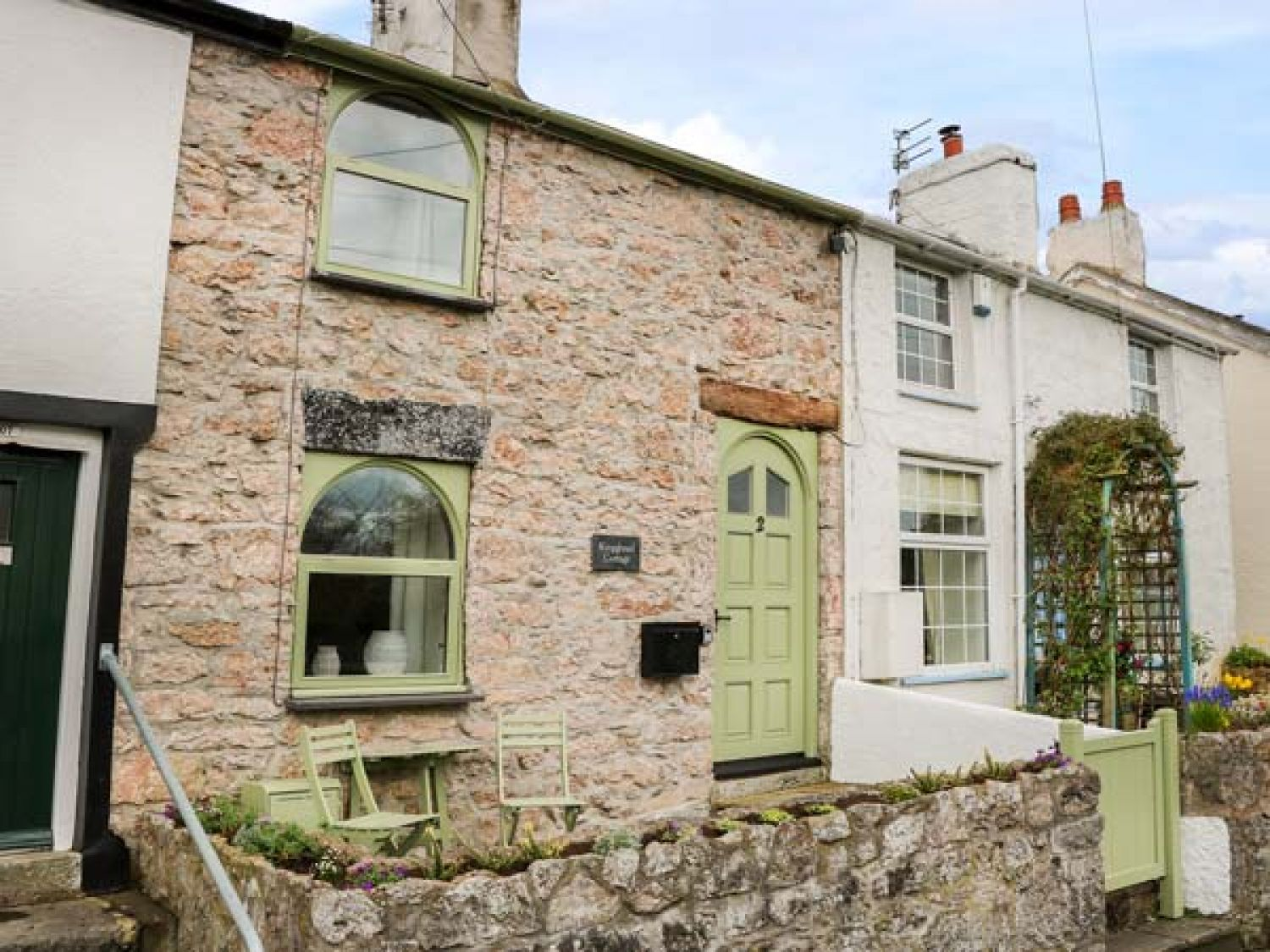 Kingshead Cottage - North Wales - 945253 - photo 1