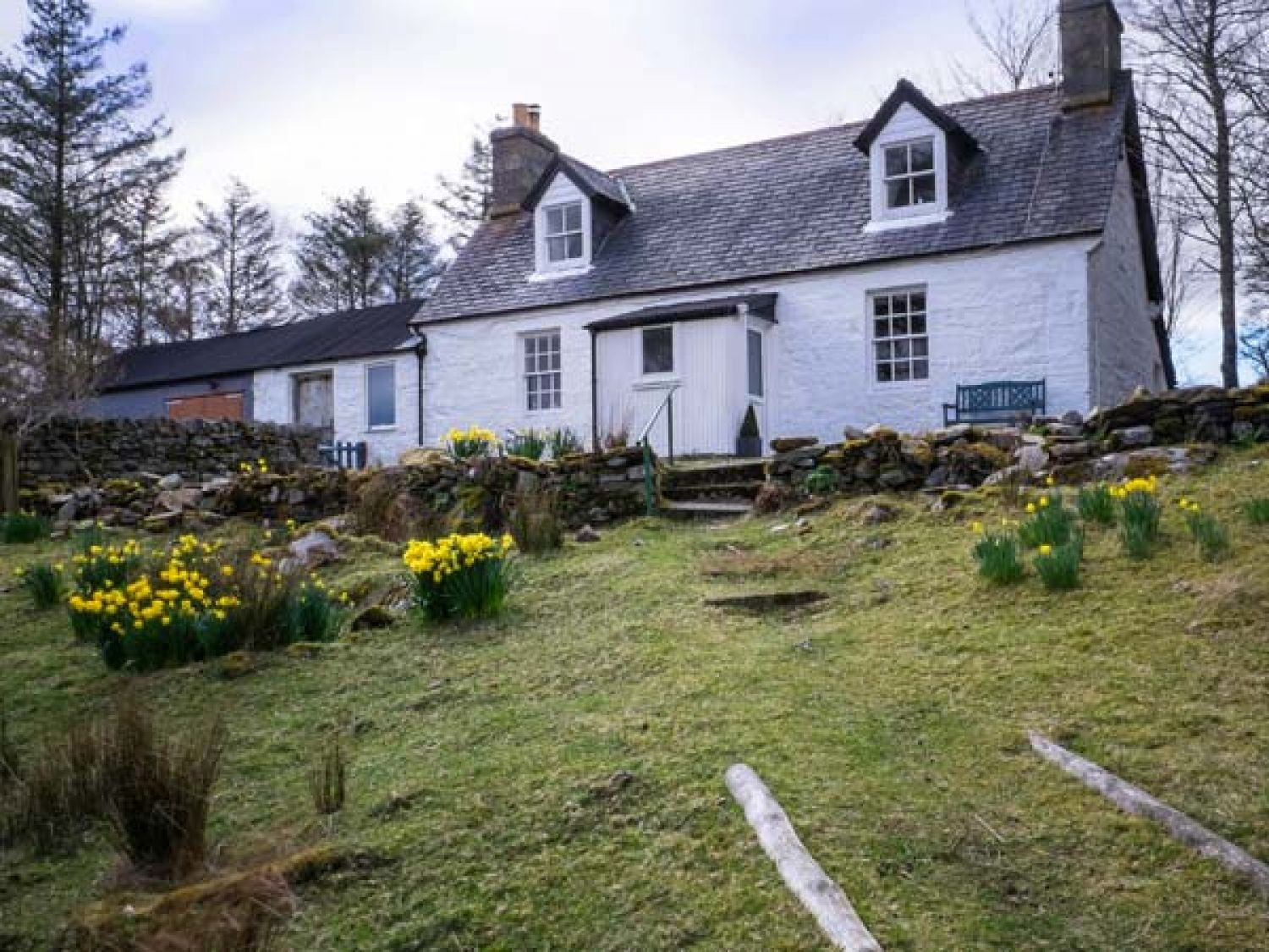 Old Grumbeg Cottage - Scottish Highlands - 945345 - photo 1