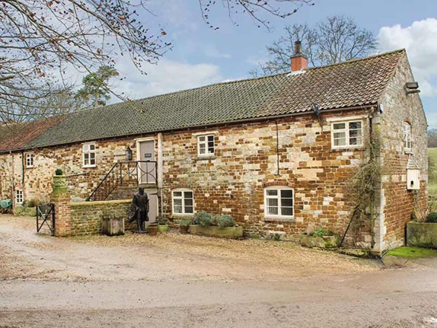 Croxton Lodge and Curlews Nest - Lincolnshire - 946562 - photo 1