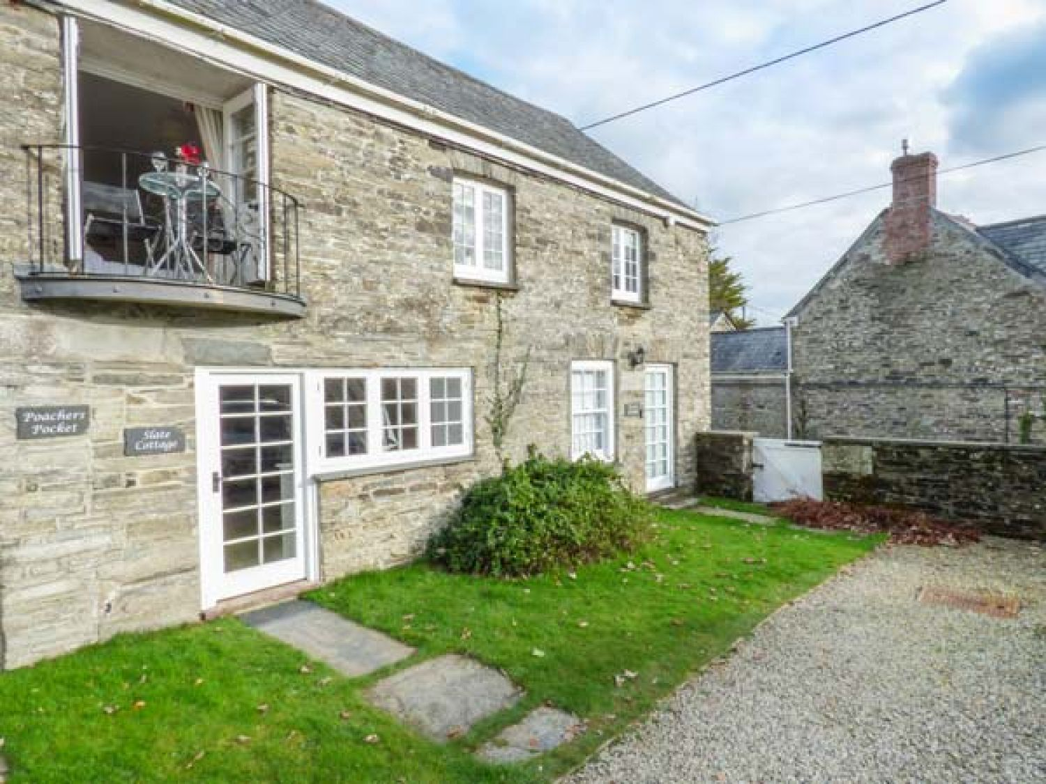 Slate Cottage - Cornwall - 947361 - photo 1