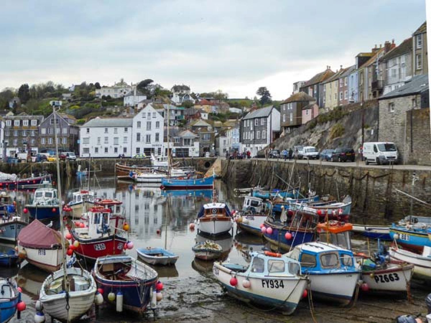 Old Cellars Mevagissey Cornwall Self Catering