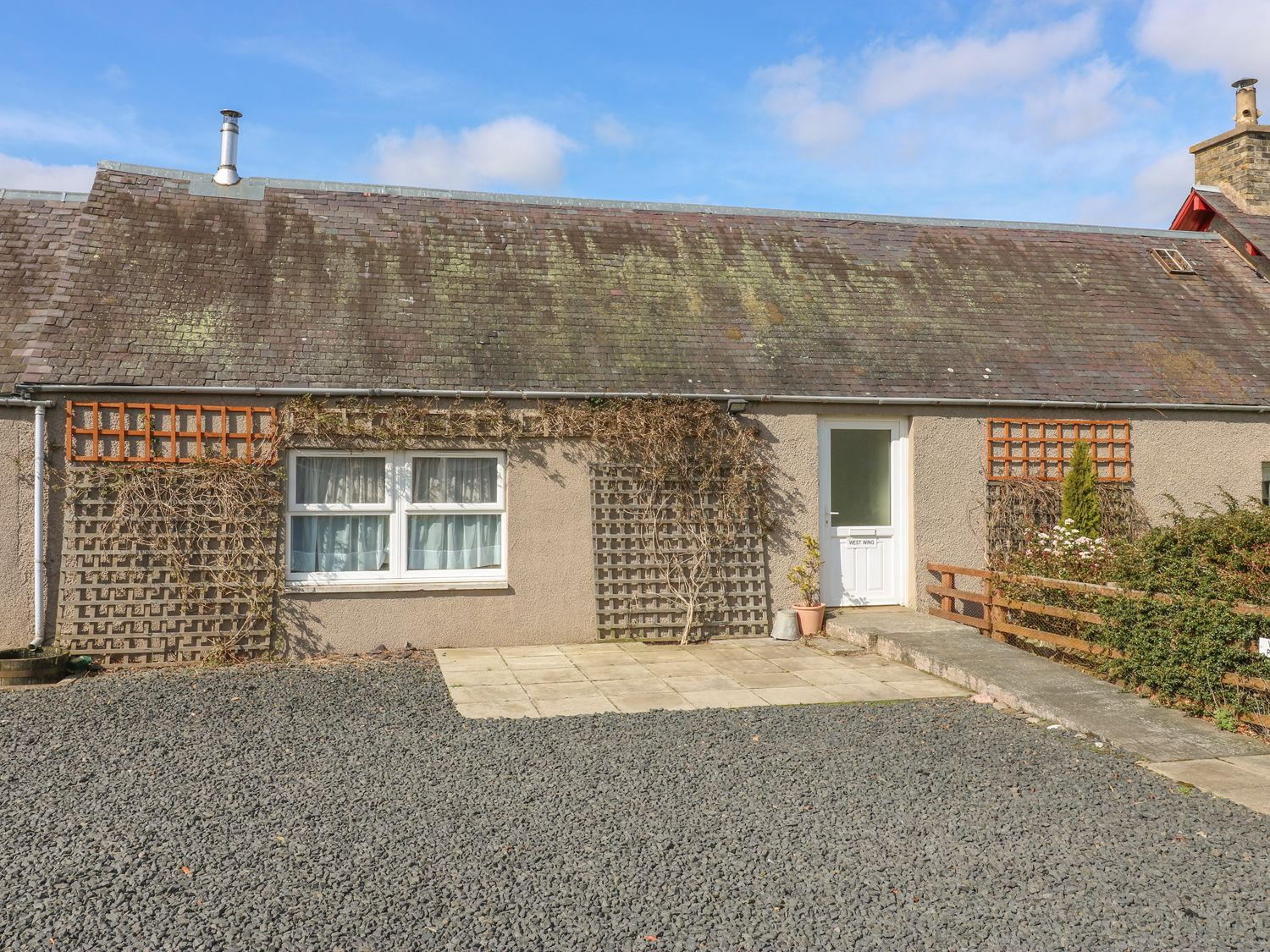 Lantonhall West Wing - Scottish Lowlands - 949007 - photo 1