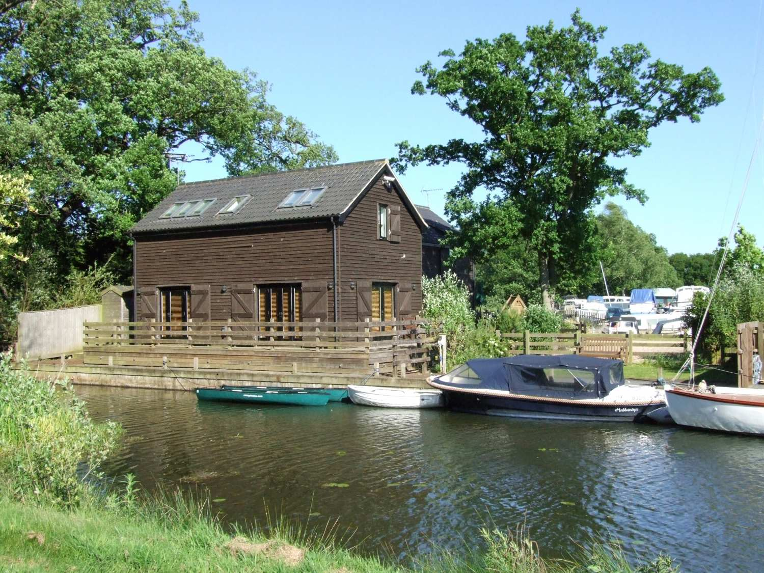 The Boathouse - Norfolk - 949042 - photo 1