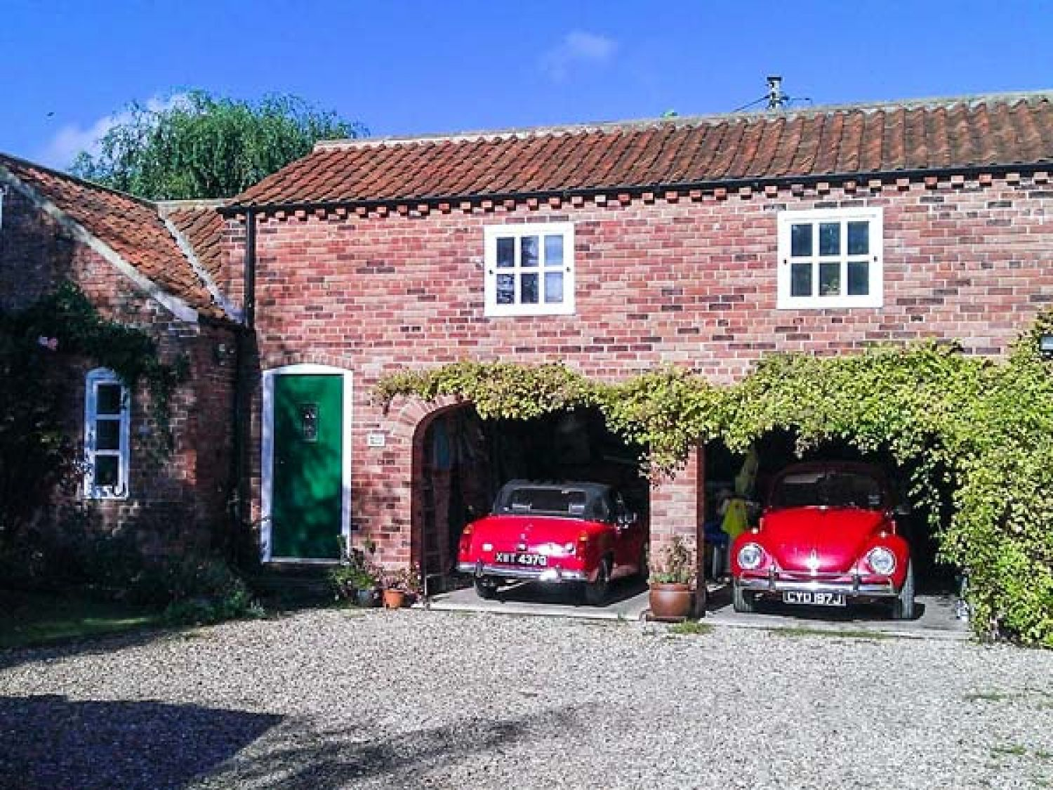 Berry Barn - Lincolnshire - 949128 - photo 1