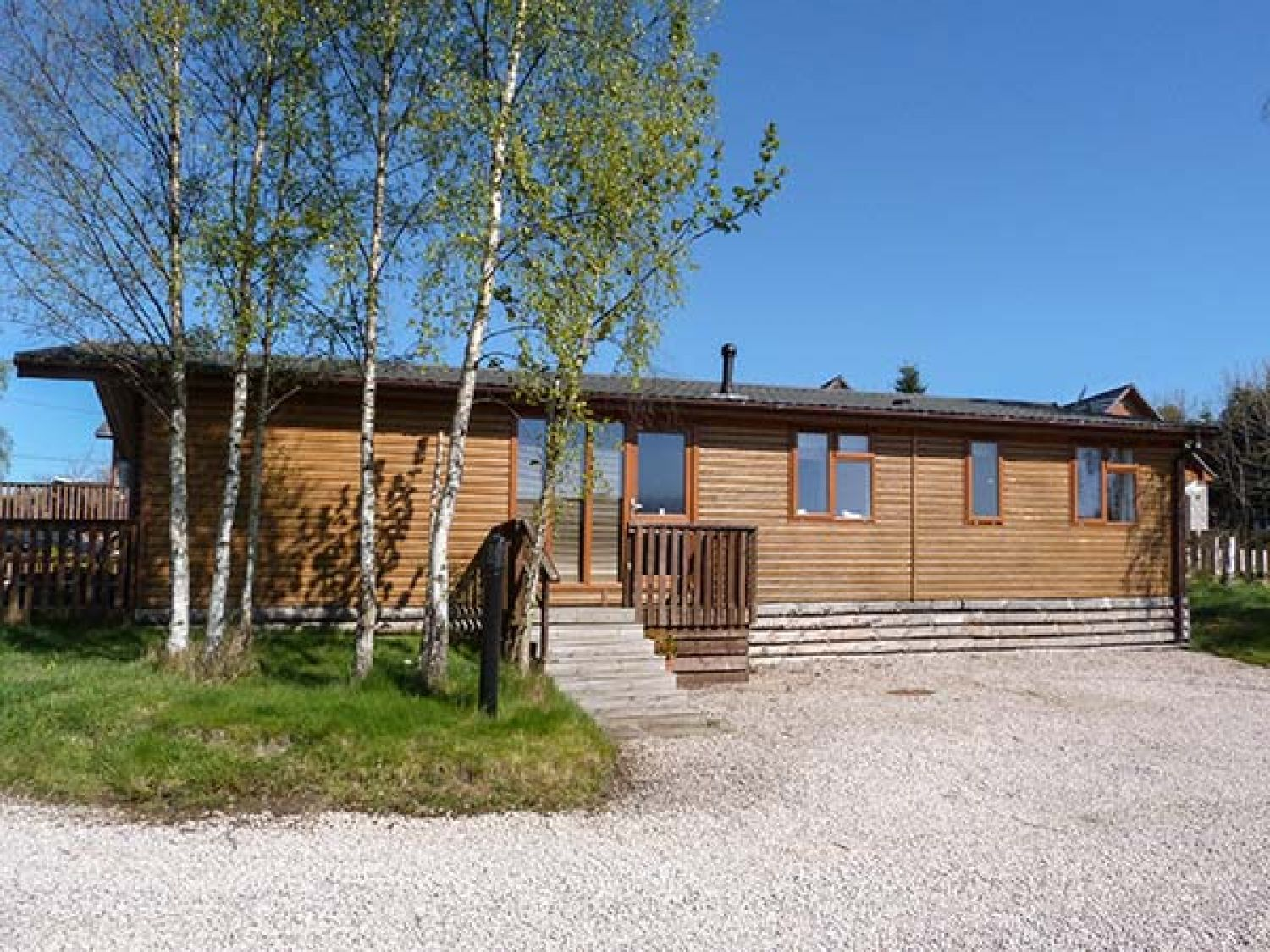 Silver Birch Lodge - Scottish Lowlands - 950522 - photo 1