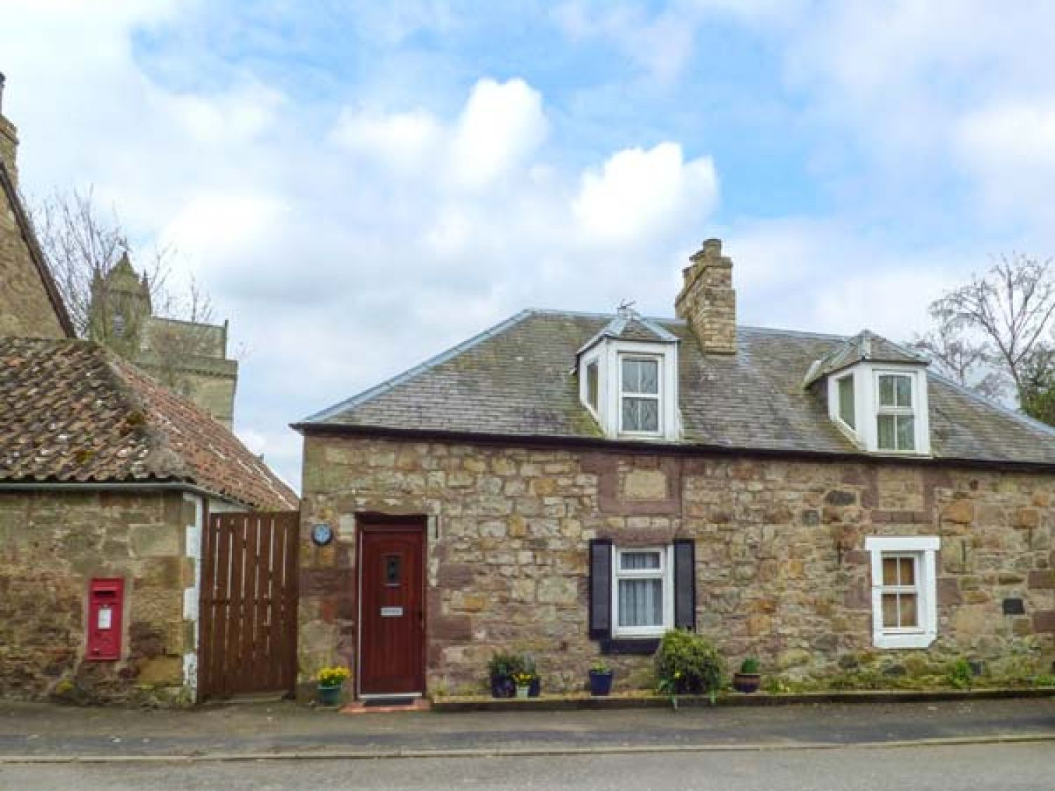Kirkgate Cottage - Scottish Lowlands - 950825 - photo 1