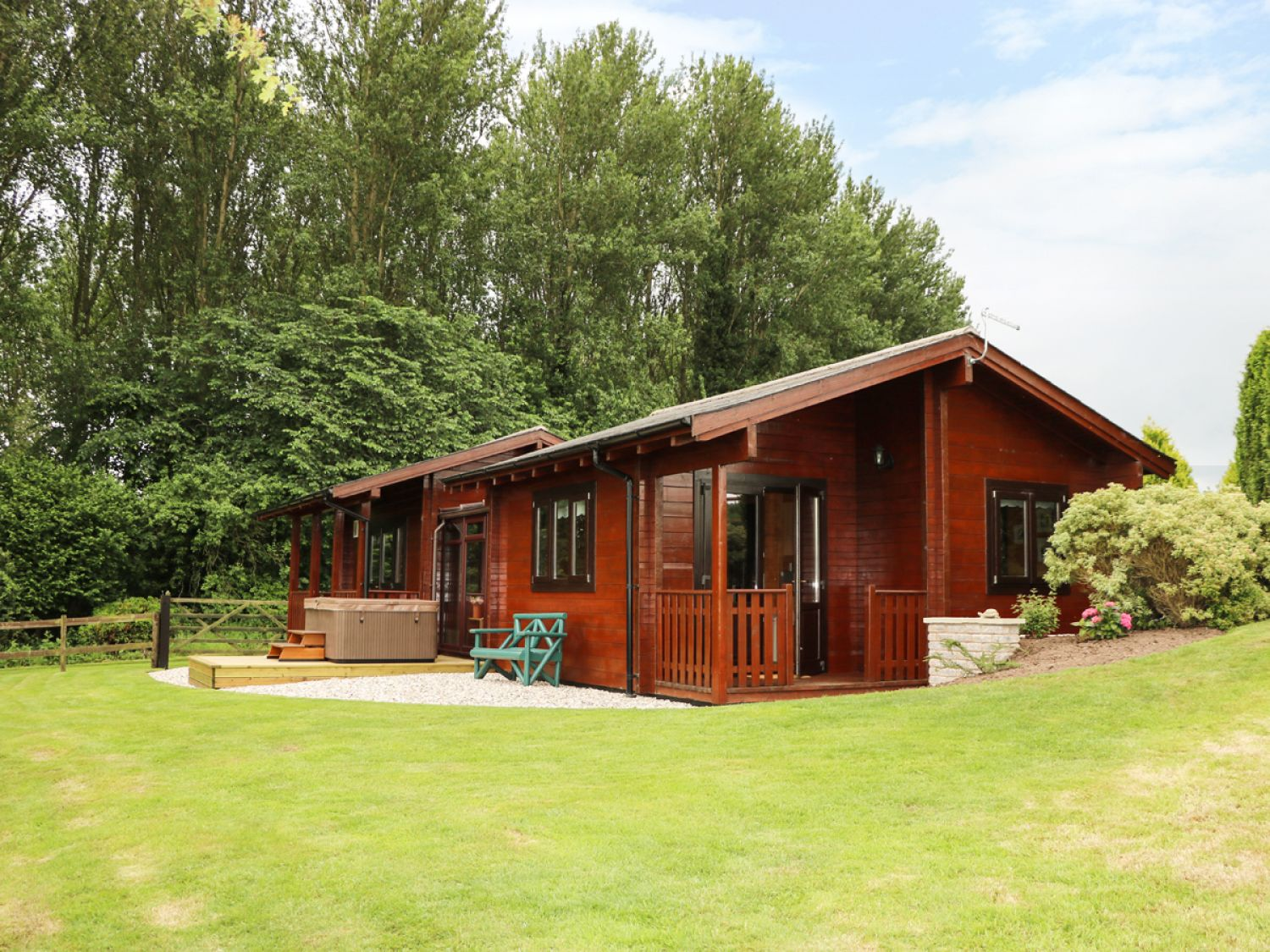 Lynn Croft Lodge - Shropshire - 951242 - photo 1