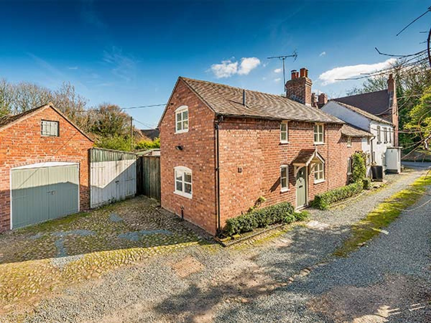 Borrowers Cottage - Shropshire - 951416 - photo 1