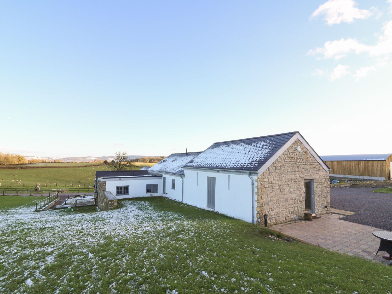 The Barn - South Wales - 952347 - photo 1