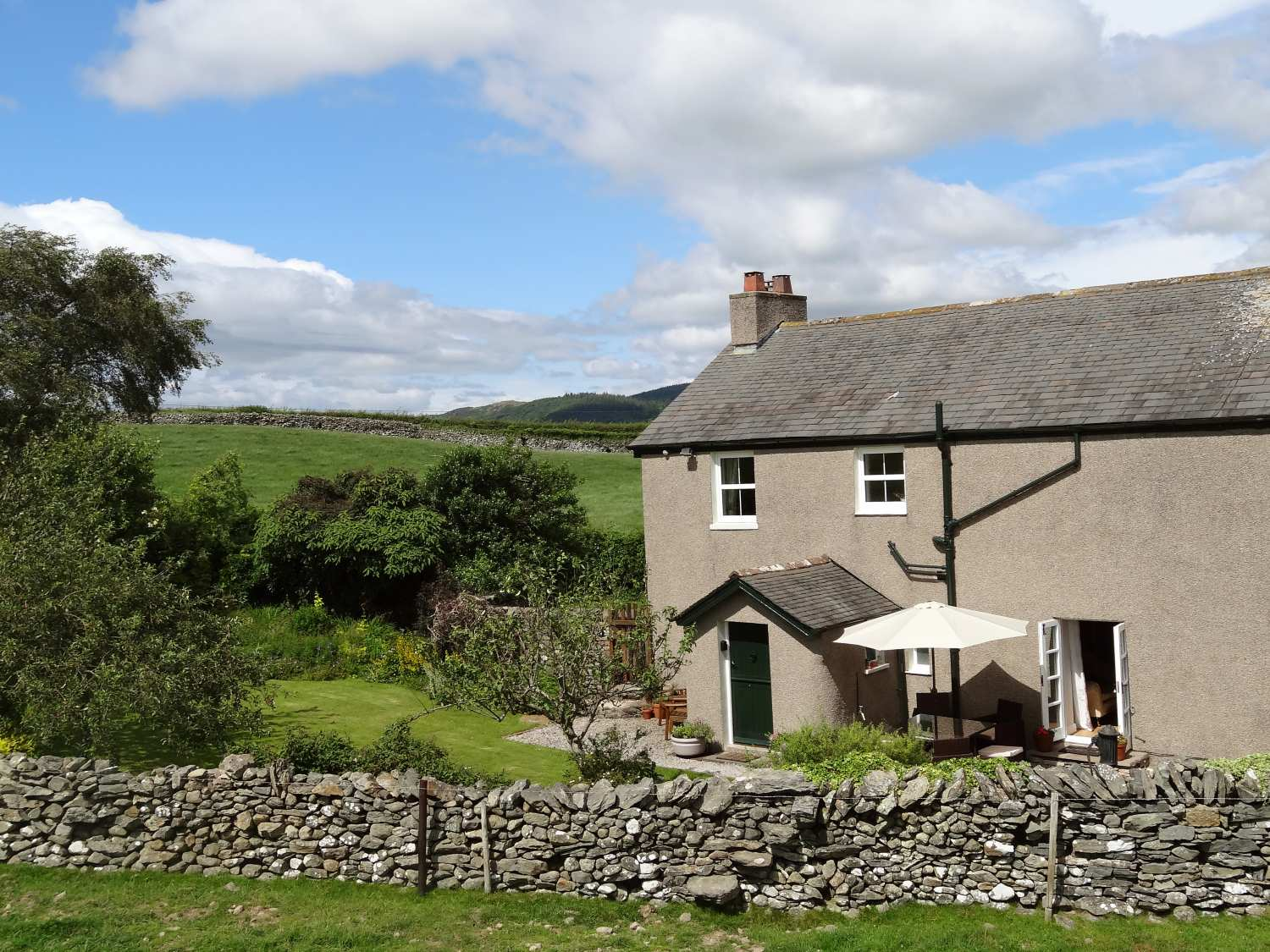 Waingate Cottage  Flookburgh  Sand Gate  The Lake District And