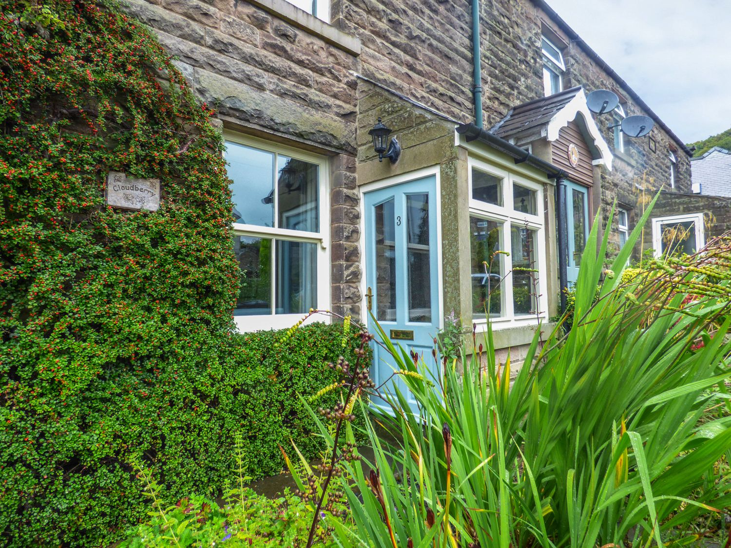 Cloudberry Cottage - Peak District - 953759 - photo 1