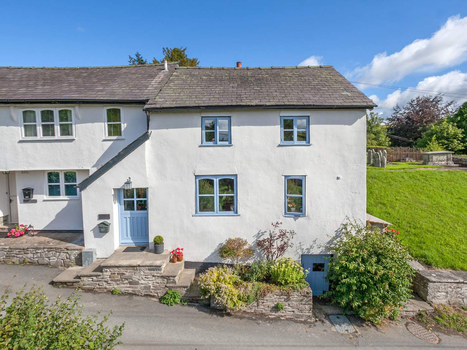 Ivy Cottage - Mid Wales - 954513 - photo 1