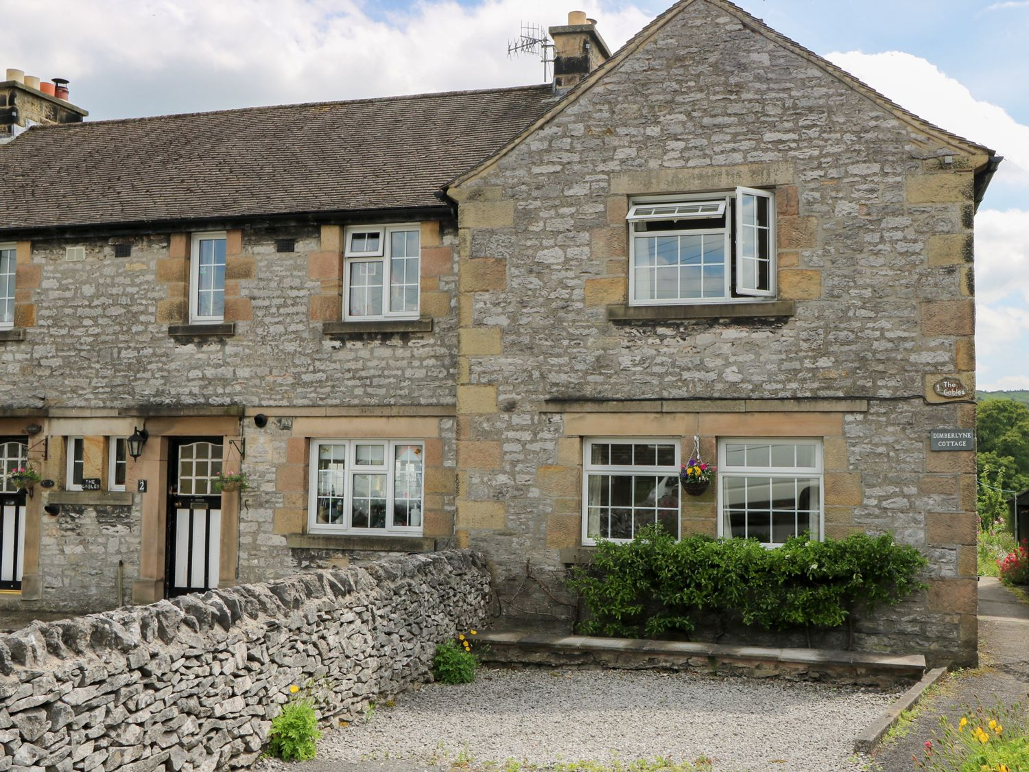 Dimberlyne Cottage - Peak District - 955029 - photo 1