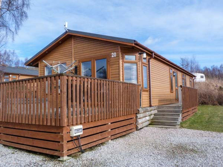 Lodge 20 - Scottish Lowlands - 955221 - photo 1