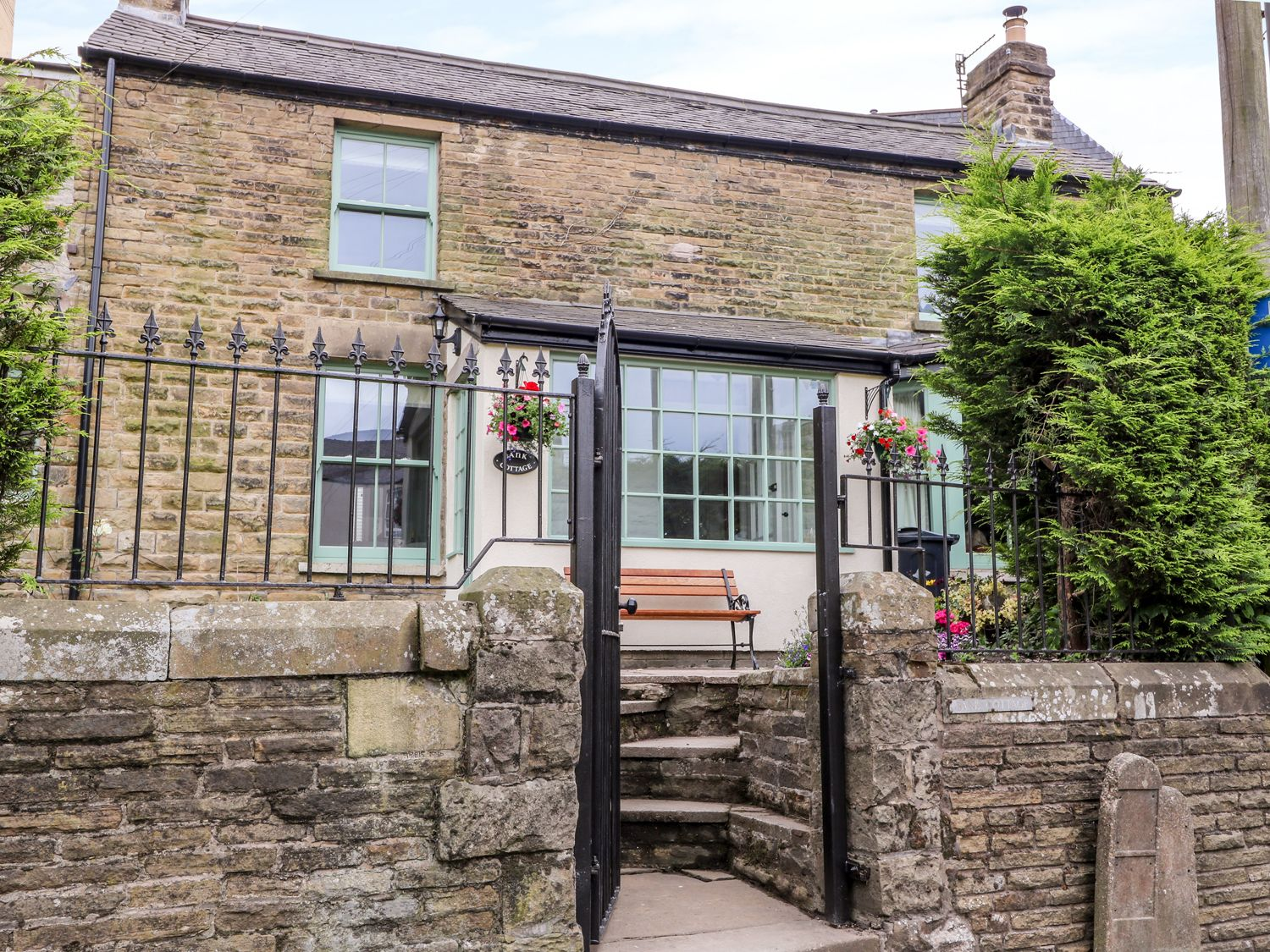 Bank Cottage - Peak District - 956223 - photo 1