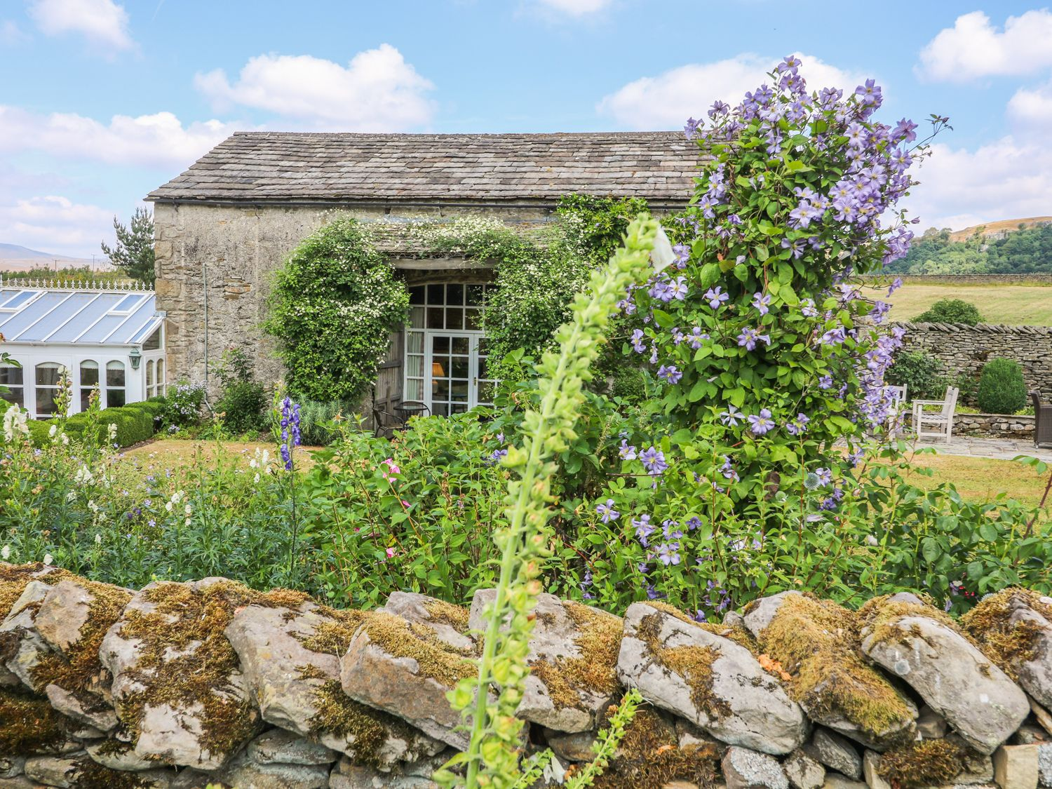 The Garden Rooms - Yorkshire Dales - 956381 - photo 1
