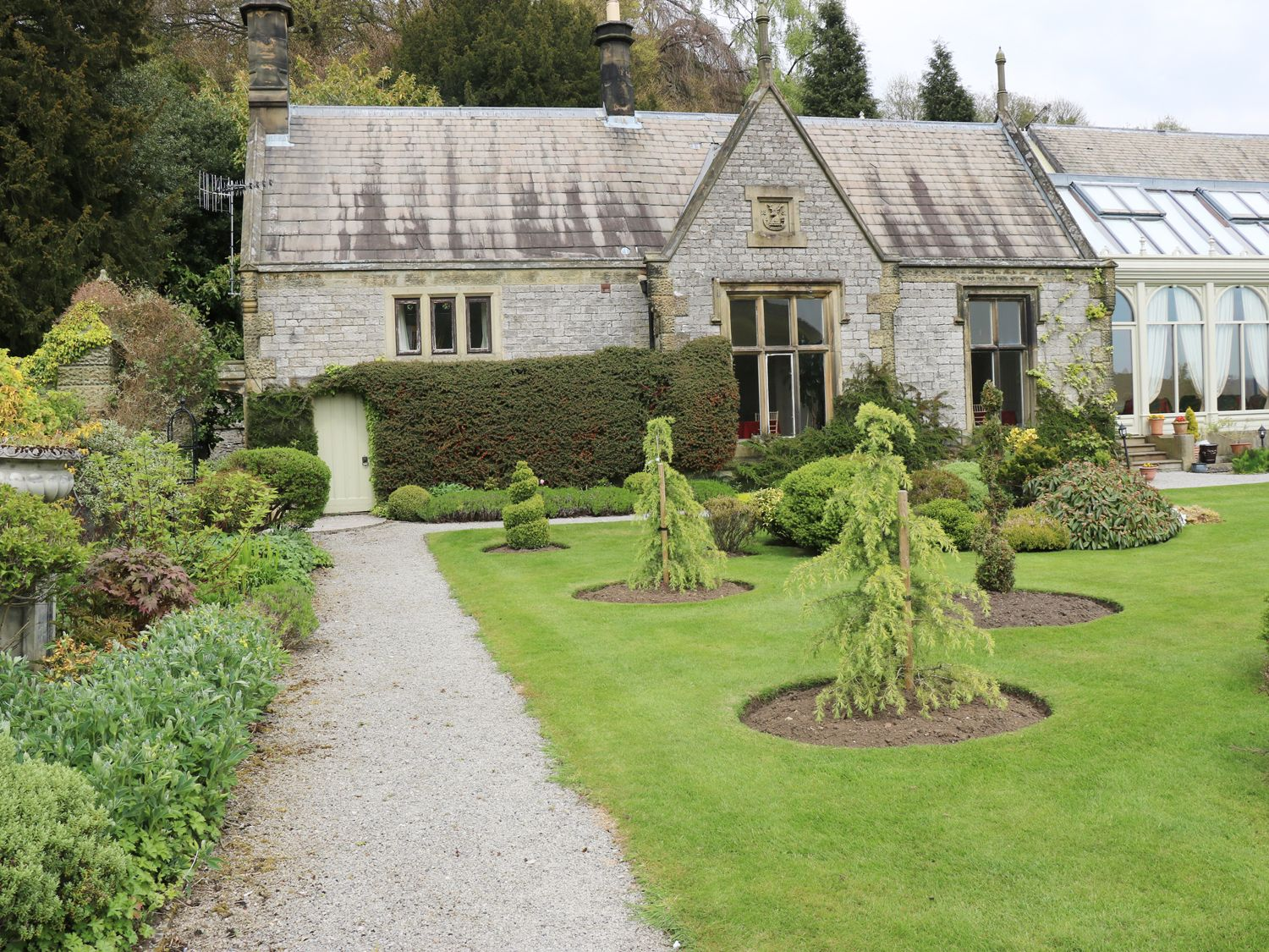 Hall Cottage Cressbrook