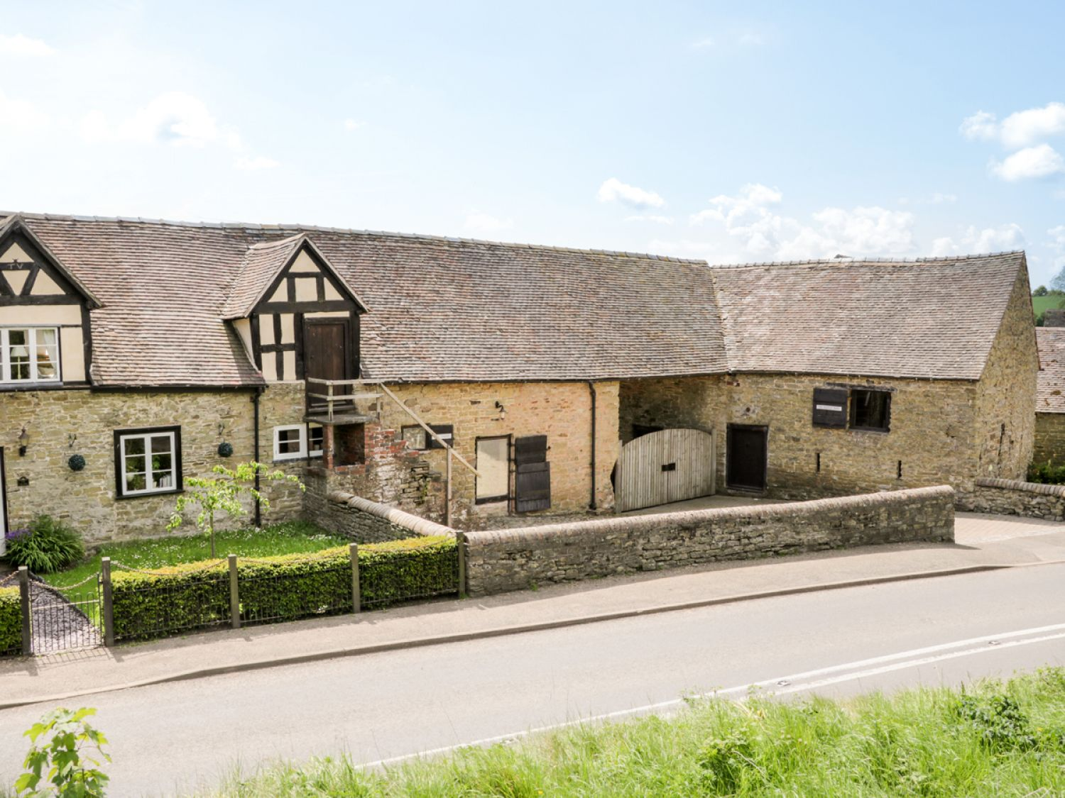 Brandwood Barn - Shropshire - 957585 - photo 1