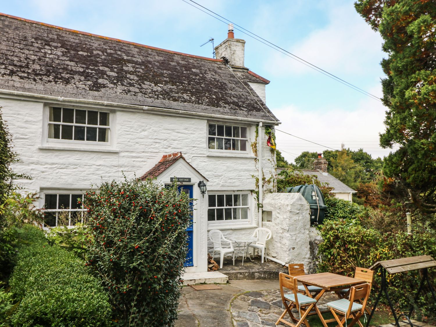 Blue Cottage - Cornwall - 959104 - photo 1