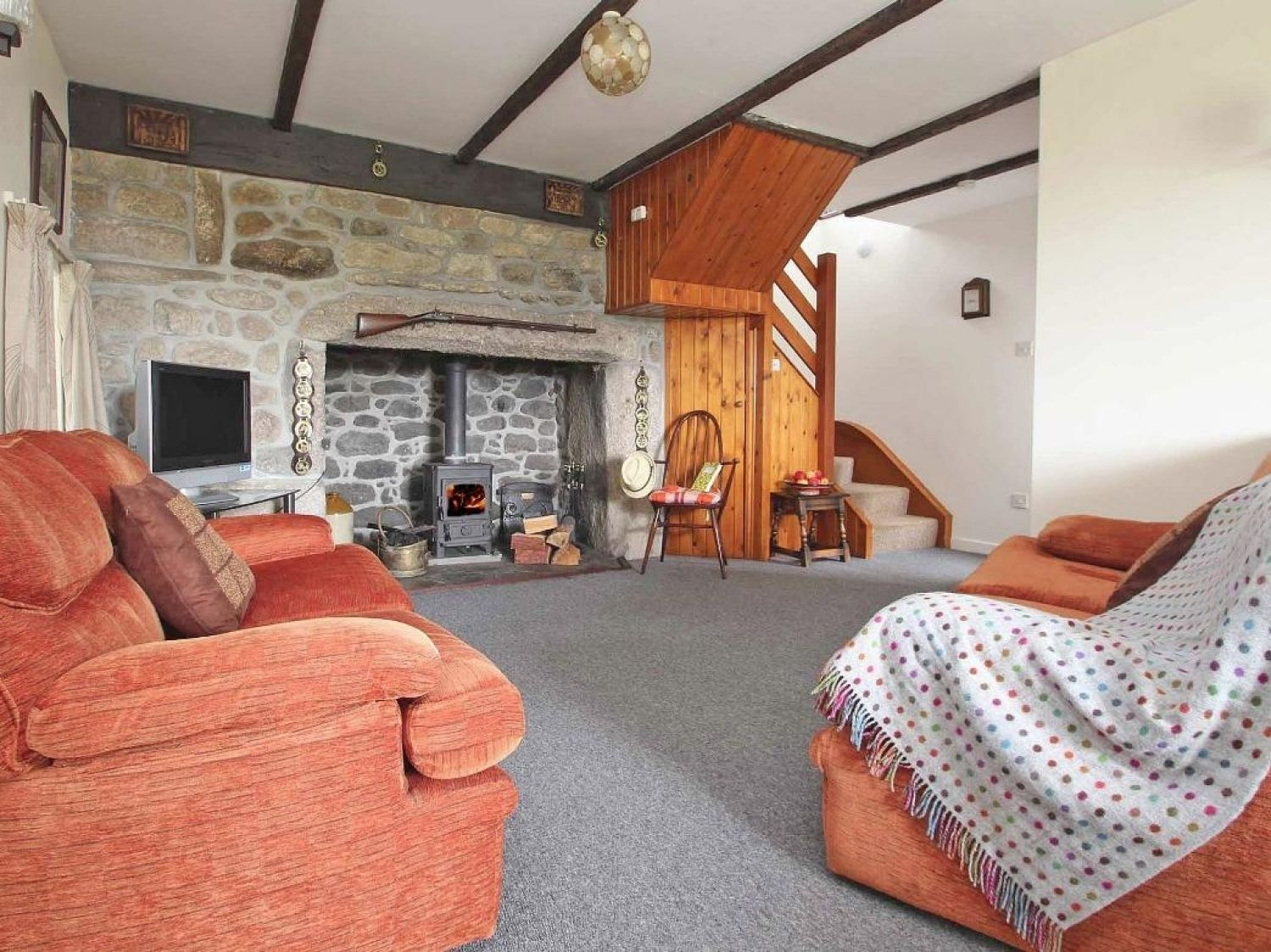 Furnace Cottage - Cornwall - 959158 - photo 1