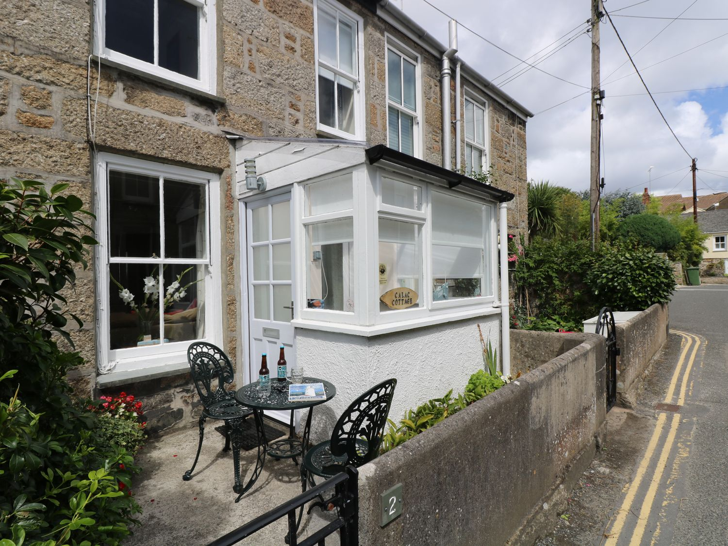 Calac Cottage - Cornwall - 959227 - photo 1