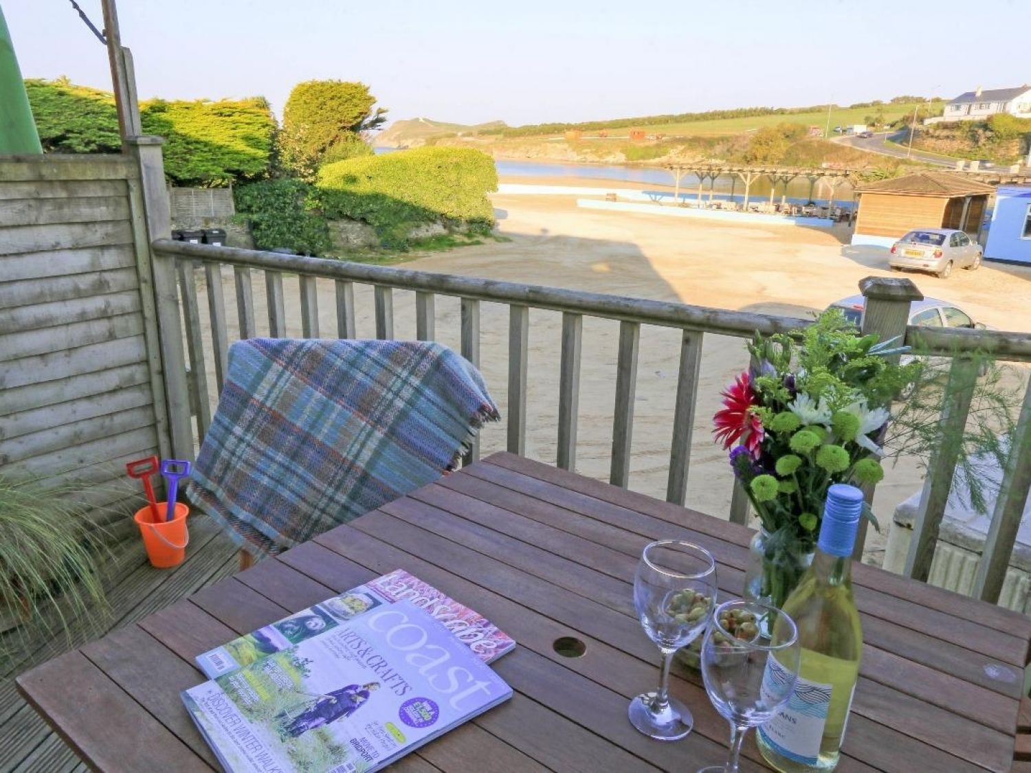 Porth Beach House | Newquay | Whipsiderry | Cornwall ...