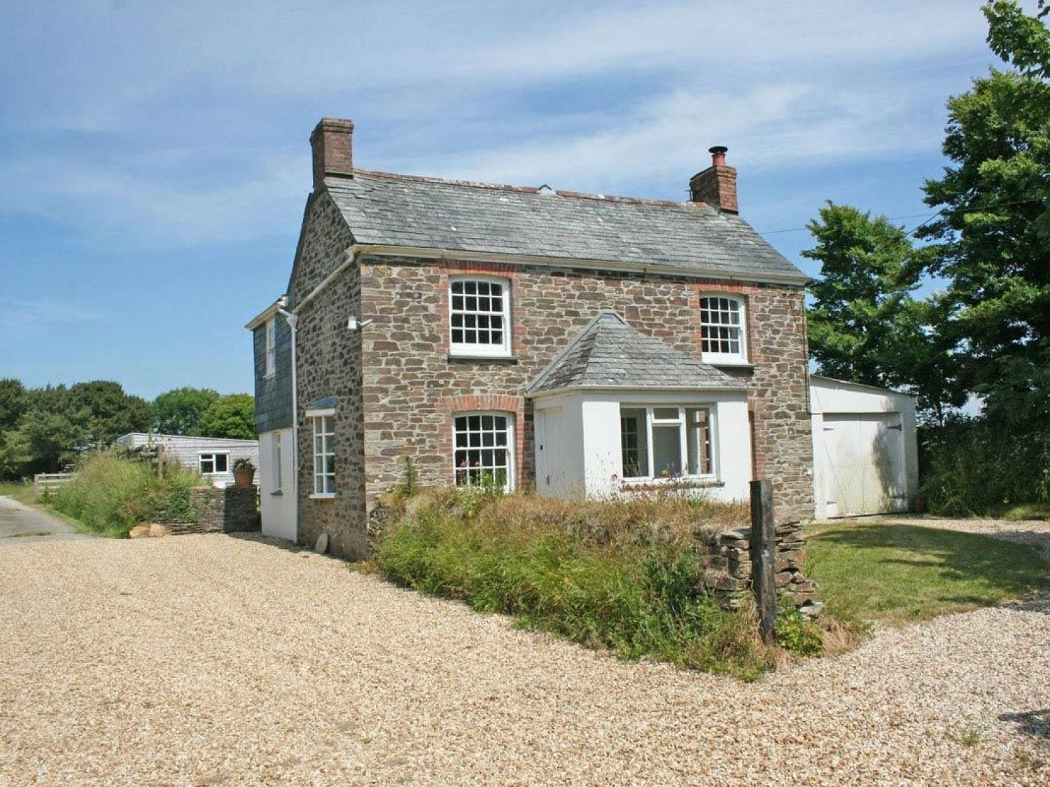 Trenouth Cottage - Cornwall - 959383 - photo 1