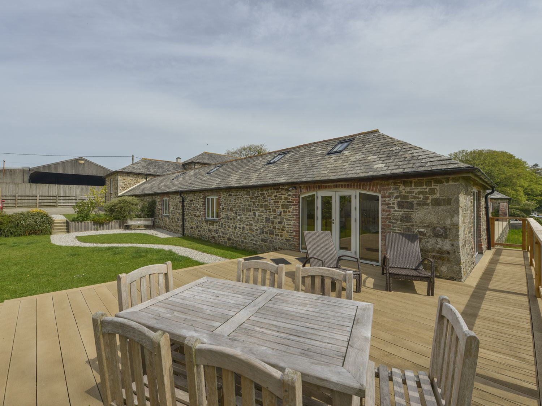 Ogbeare Barn Cottage - Cornwall - 959654 - photo 1