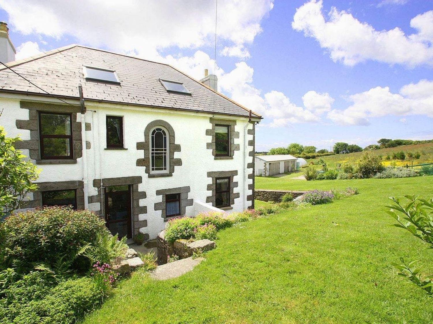 Silverhill House - Cornwall - 959693 - photo 1