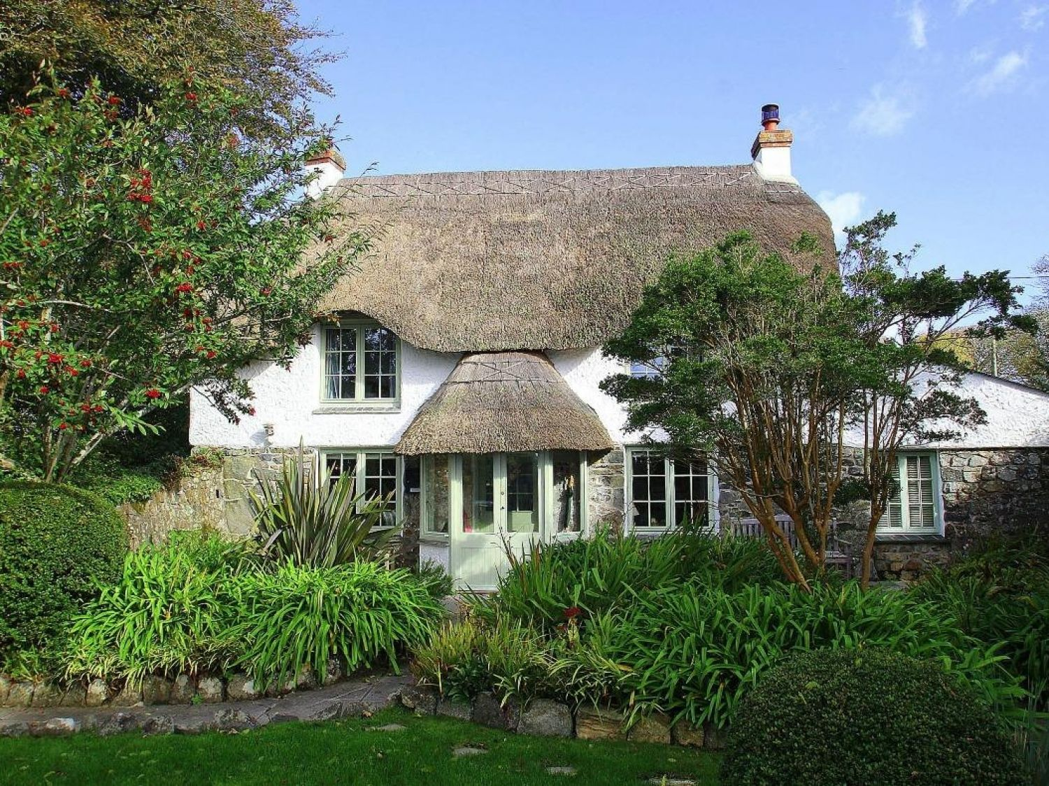Thatch Cottage - Cornwall - 959742 - photo 1