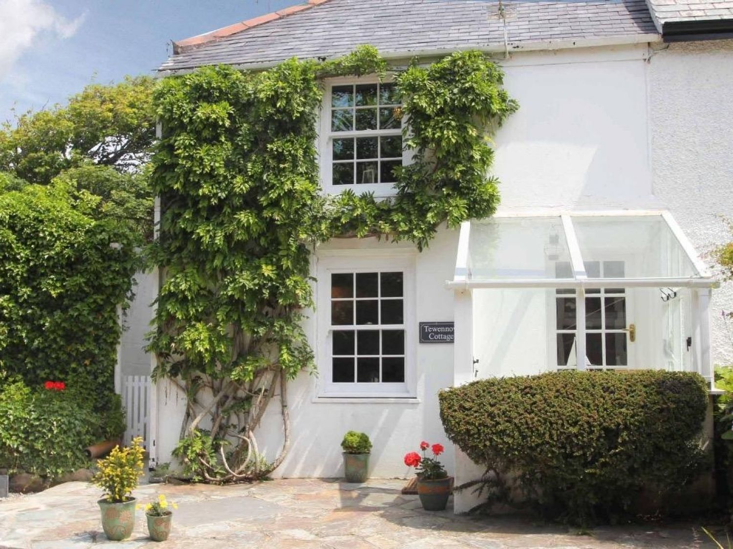 Tewennow Cottage - Cornwall - 959863 - photo 1
