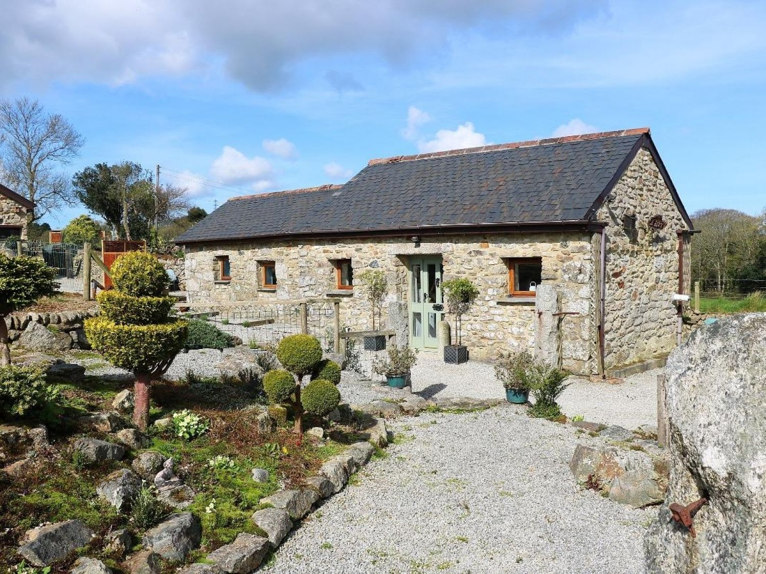 Skyber Cottage - Cornwall - 960115 - photo 1