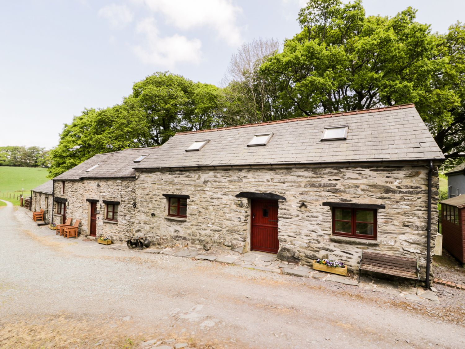 Ysgubor Cottage - North Wales - 960415 - photo 1