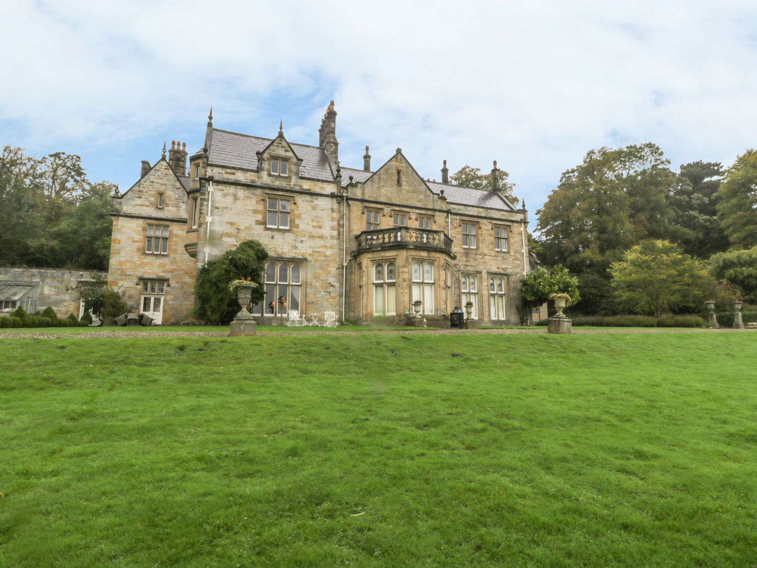 The North Wing at Sandhoe Hall - Northumberland - 961419 - photo 1