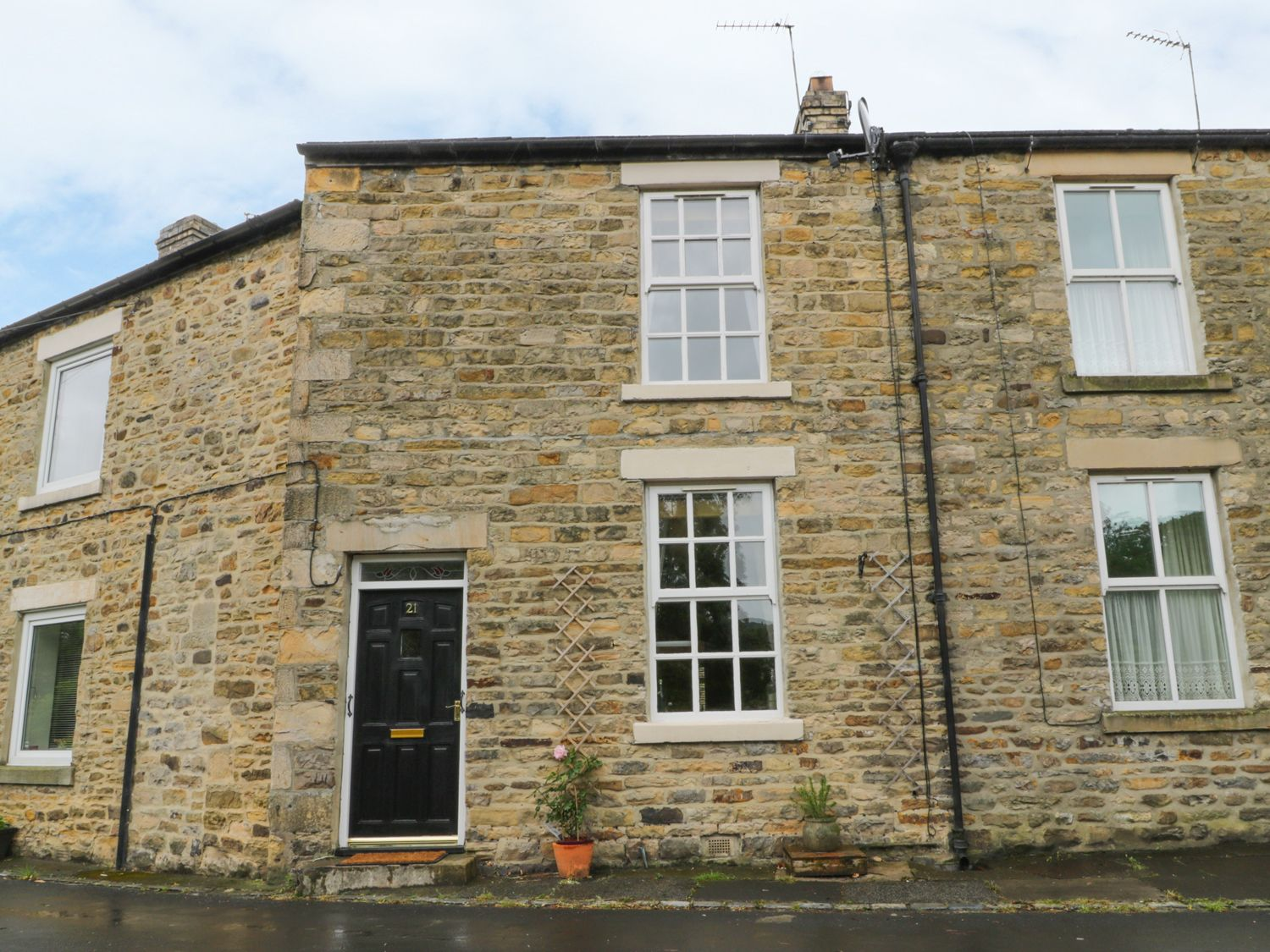 Whitfield Cottage (21 Silver Street) - Northumberland - 961457 - photo 1