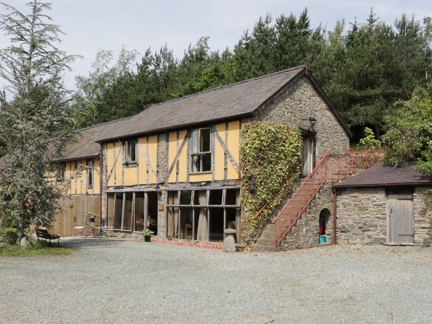 The Granary - Mid Wales - 961806 - photo 1