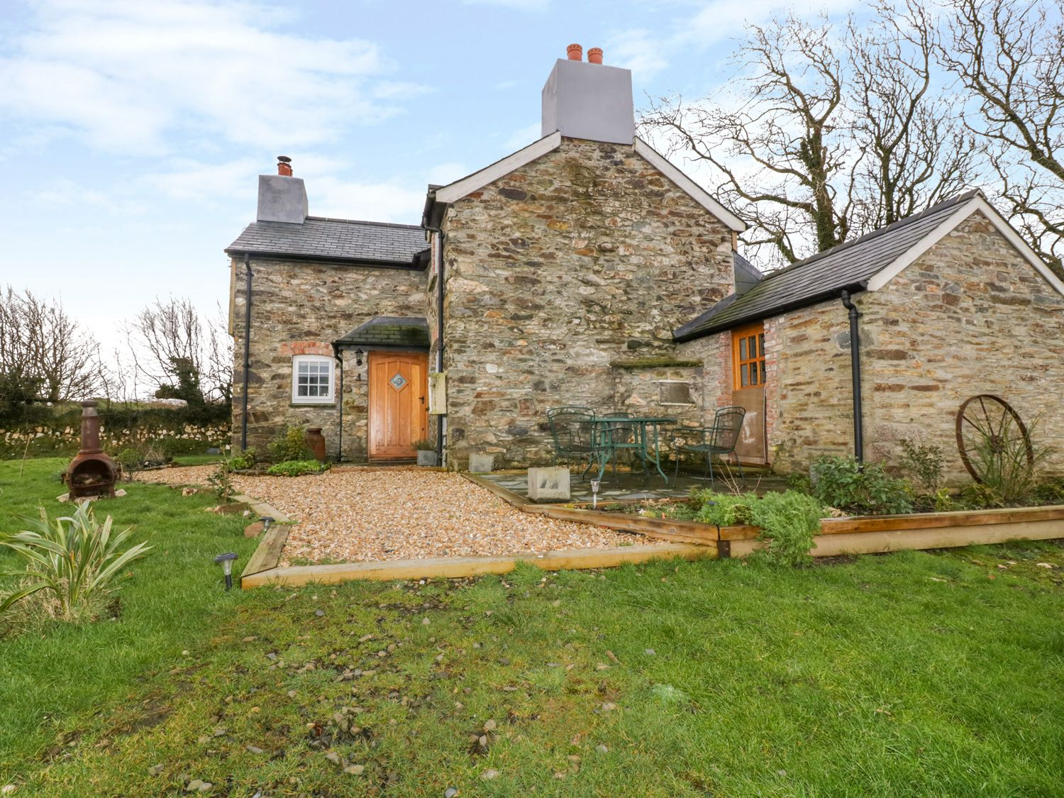 Hallgarden Farmhouse - Cornwall - 962399 - photo 1