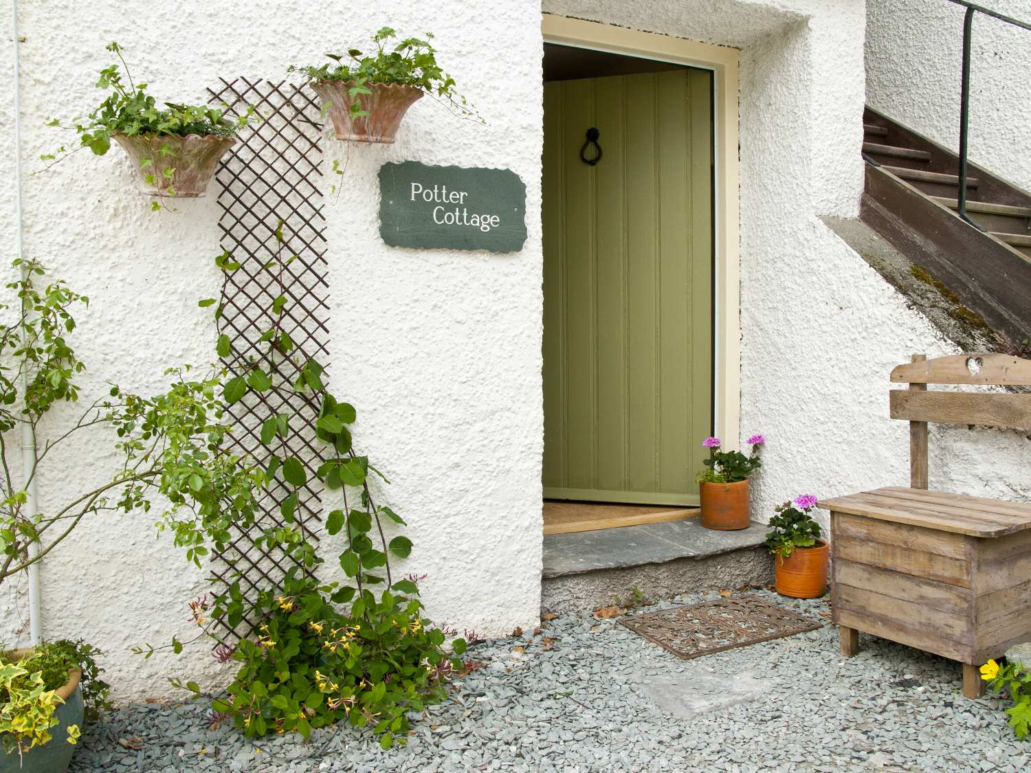 Potter Cottage - Lake District - 962592 - photo 1